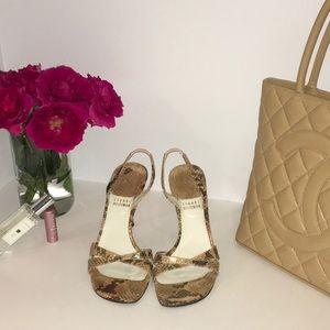 Stuart Weitzman heels/sandals - damaged